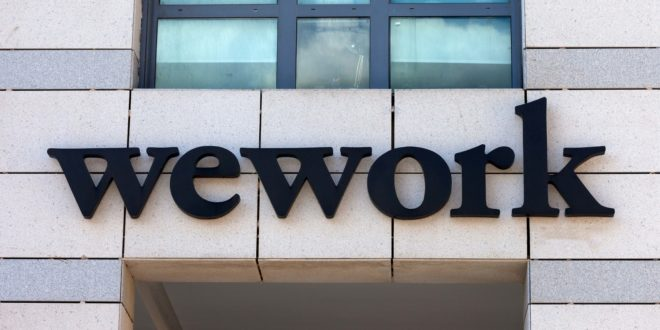 WeWork acquires Conductor
